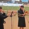 宇多津中学校 クリスマスアンサンブルコンサート開催しました! レポート①