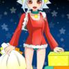 サンタ羅姫ちゃん