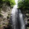 宍粟市の滝めぐり(その2)逆水の滝