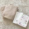 使い古したタオルで雑巾作り