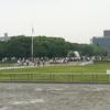 広島平和記念公園 アメリカ大統領 オバマさん訪問の翌日
