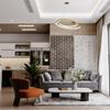 Thiết kế nội thất 2 phòng ngủ theo phong cách hiện đại cho nha anh Trí