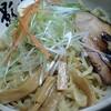 札幌市 ラーメン 影虎 / 成吉思汗の味がするつけ麺?