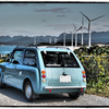 島根県江津市の風力発電