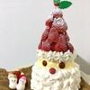 クリスマスにおすすめ!立体ケーキの作り方