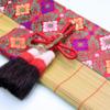 神道祭壇で使ったり、もの凄く良い神棚で使ったりする小型サイズの神前御簾
