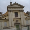 アラ・パチスそばの名も知らぬ教会(ローマ)