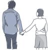 夫婦喧嘩から一日