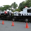 機動警察パトレイバー(京都平安神宮前にリフトアップ)