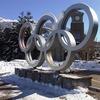 オリンピックが見たい私と興味がない主人。日本も頑張っているし、カナダもやっぱり強いな。