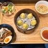 🚩外食日記(402)    宮崎ランチ   🆕「茶月譚 (チャ ユエ タン)」より、【魯肉飯カニ小籠包ランチ】‼️
