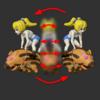 Zbrushのターンテーブル動画の作り方