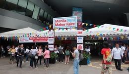フィリピンの急激な成長とそれを支えるDIY文化の精神──3回目のマニラ・ミニメイカーフェアで見えてきたこと