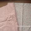 【簡単な裁縫】ガーゼハンカチの作り方(高齢者の暇つぶし・入院中)