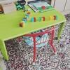 【1歳2ヶ月】息子用のテーブル配置