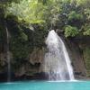 セブ島のモアルボアルのカワサン滝とビーチがめちゃくちゃキレイで楽しかった!