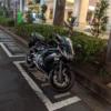 バイク駐車場 表参道