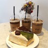 梨泰院 ミルクレープが美味しいカフェ@WHITE VEIL
