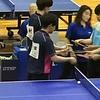 リーグ1戦目・三番ダブルス 2019年 全日本実業団卓球大会・和歌山大会