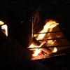 焚き火の男 その5