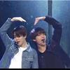 BTS (방탄소년단)인기가요ハートたくさんのグッバイステージ!