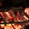 チツテトのお肉の串焼き
