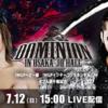 6.12 新日本プロレス Dominion 大阪城ホール大会 ツイート解析