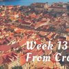 【13週目】 5年間行ってみたかった国クロアチアを訪ねて