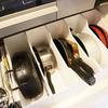コンロ下収納、シンク下収納どうしていますか?ニトリの書類ケースで鍋類の収納