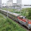 京成3100形甲種輸送