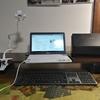 机周りを一新。