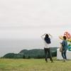 愛機ペンタで色々撮る‐10 石巻の海と街をlomo100で撮る