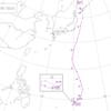 1982年に関東に近づいた台風