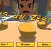 Plus un Zeste ! 台所から逃げ出すレモンの3Dアクションゲーム