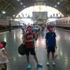 寝台列車の旅は飛行機よりおすすめ!?バンコク⇔チェンマイ【タイ子連れ旅24】