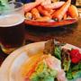 【国内旅行記・大阪編⑥】阿倍野の男らしいオーガニックカフェ・バー「DJANGO(ジャンゴ)」でひとり飲み