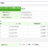 自宅インターネット接続契約変更(30Mbps→160Mbps)