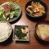 豚バラ肉と野菜の炒め煮