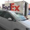 今週はFedExの荷物から・・・杉島ブログです。