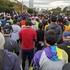 千葉マリンマラソンでハーフマラソン初の2時間切り!