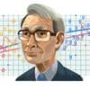 赤池 弘次氏の生誕90周年をGoogleがお祝い!どんな人?