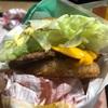 マクドナルド『ごはんベーコンレタス』レタスのシャキシャキ感にベーコンの香りとチーズのコクが焼飯にフィット!!