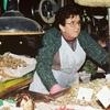 バルセロナ市場の海産物 1月29日