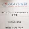 お金のみらい予報図のすすめ@浜松 あなたの未来は晴れ?くもり?雨?