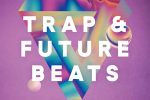 「CONNECT:D AUDIO TRAP FUTURE BEATS」 ライブラリー・レビュー:フューチャー系やトラップ向きのダークな音