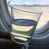 ANAマイルでビジネスクラス JFK空港ターミナル7の免税店とBAラウンジ NH9便の機内食