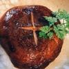巨大な生しいたけを丸ごと使ってステーキと肉詰めを作る!