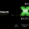 GeForce RTX GPUは DirectX 12 Ultimate をサポート 可変レートシェーディングやメッシュシェーダーなどを利用可能に