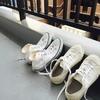 靴を洗うと気持ちいい