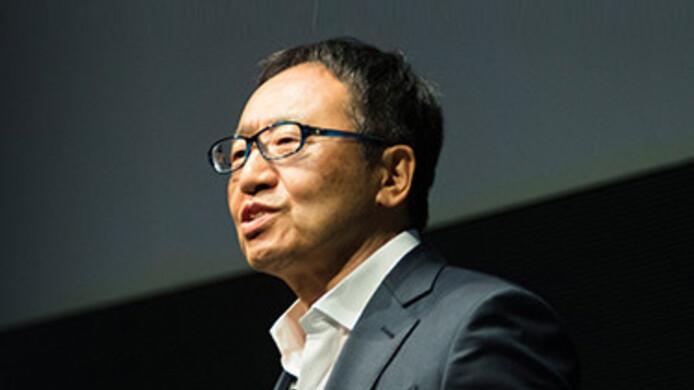 【ソフトバンクCEO宮内謙】日本企業復活の鍵は「データ活用」にある | SoftBank World 2019